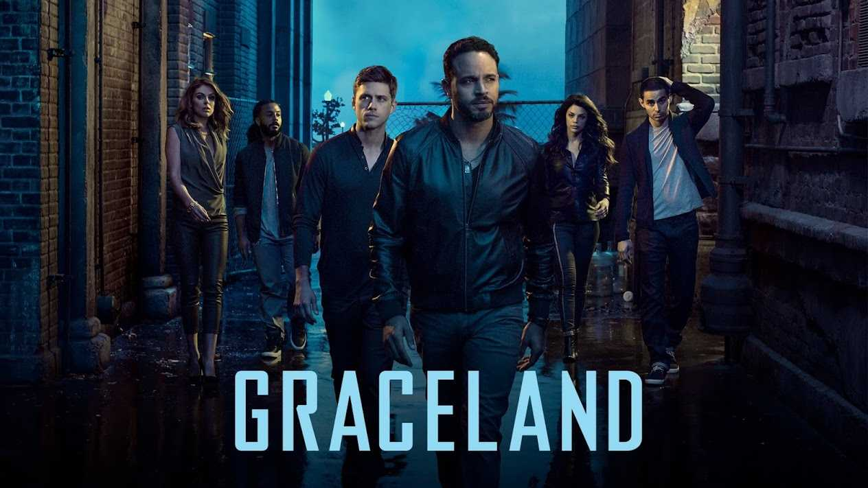 Tweets Reveal USA's Graceland Will Not Receive Fourth Season | Graceland
