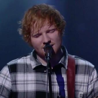 Ed Sheeran Nails