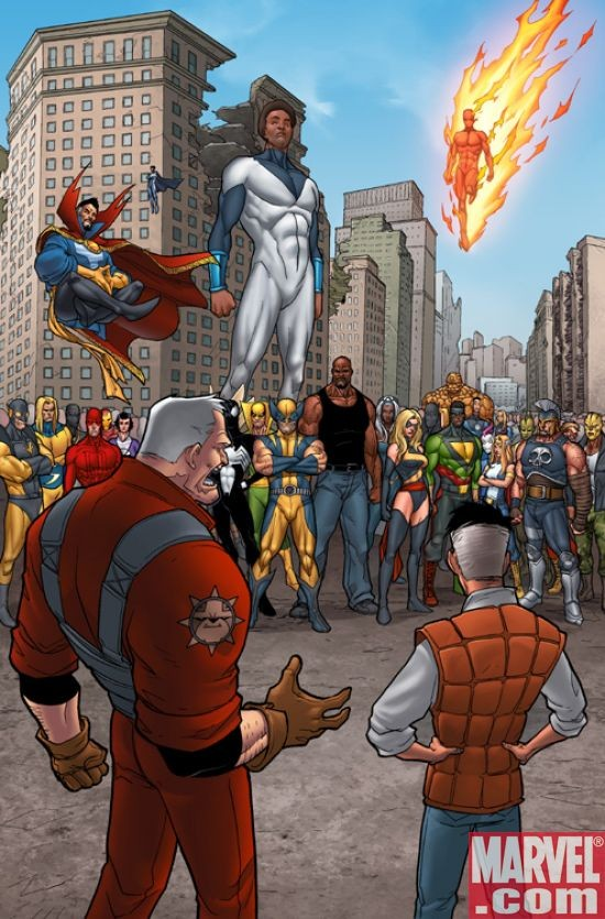 Marvel Developing 'Damage Control' Comedy At ABC   Damage Control