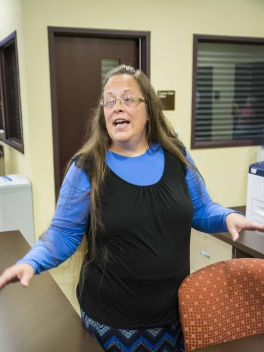 Kim Davis: The Musical? Theater Project Spoofs Rowan County | Rowan County