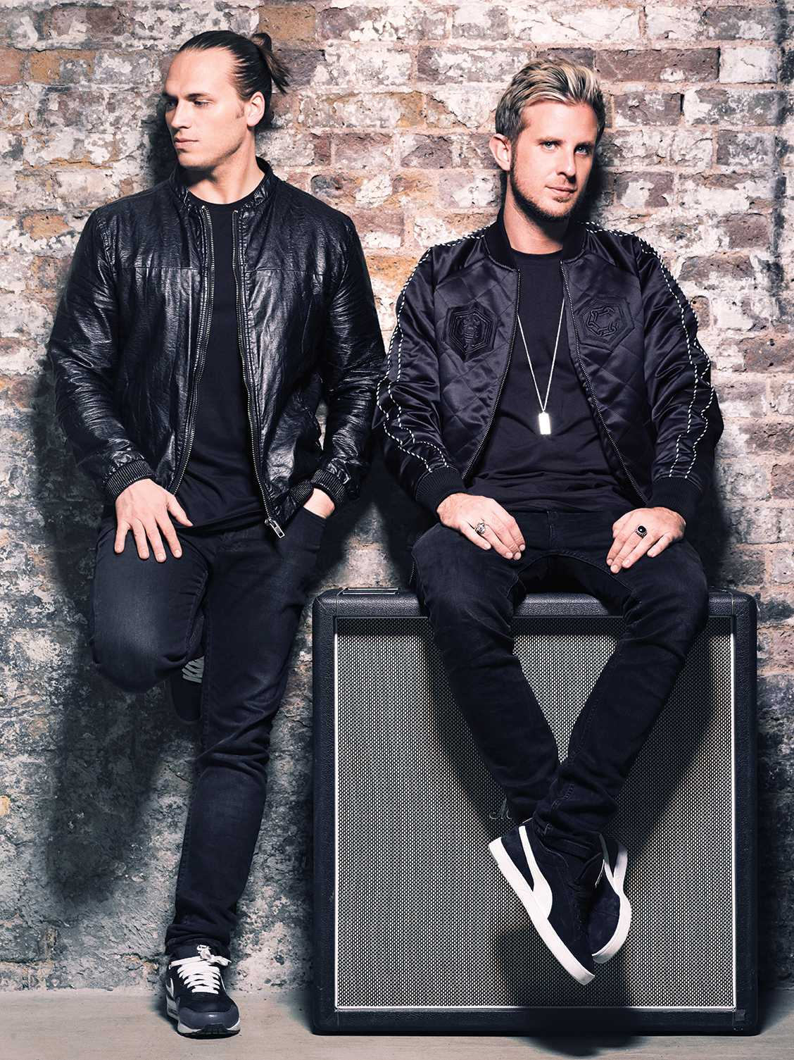 EXCLUSIVE: Sigma On Debut Album 'Life', Their Craft & More | Sigma
