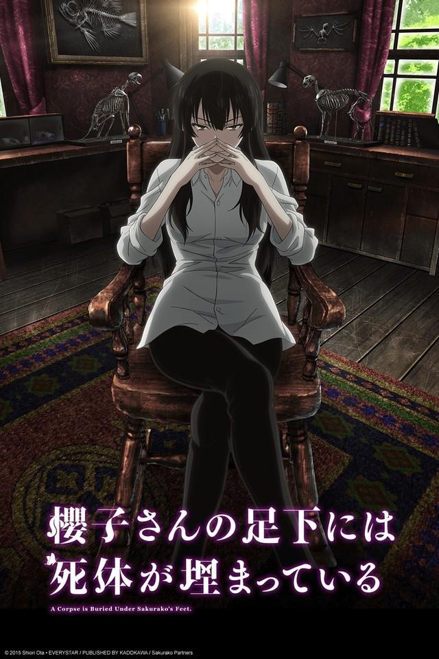 Beautiful Bones - Sakurako's Investigation Licensed By Sentai | Bones
