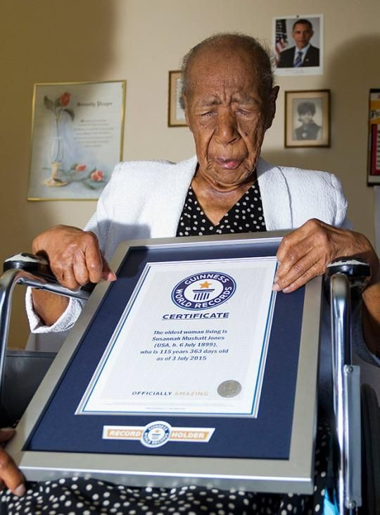 World's Oldest Woman Credits Sleep And Bacon For Long Life | oldest woman