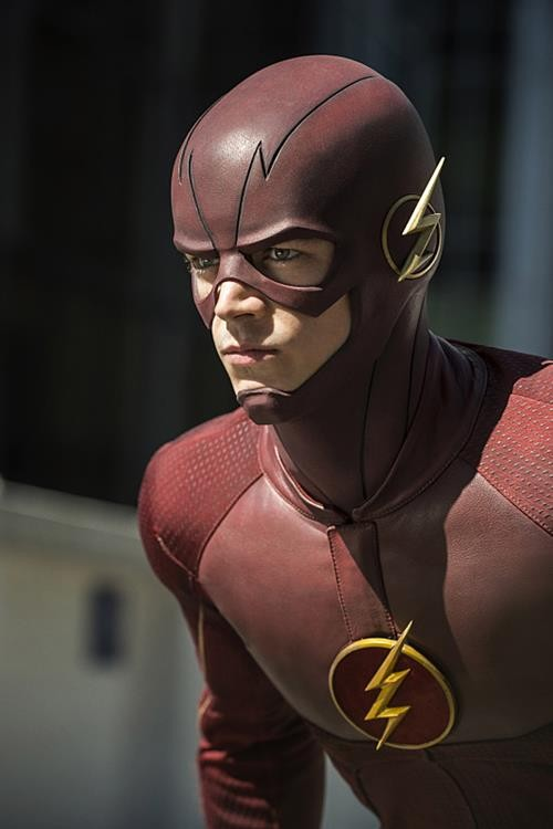 The Flash: 02x01, The Man Who Saved Central City | Man Who Saved Central City