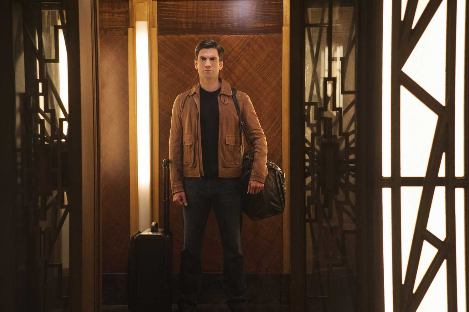 American Horror Story Hotel: 05x01, Checking In   american horror story hotel