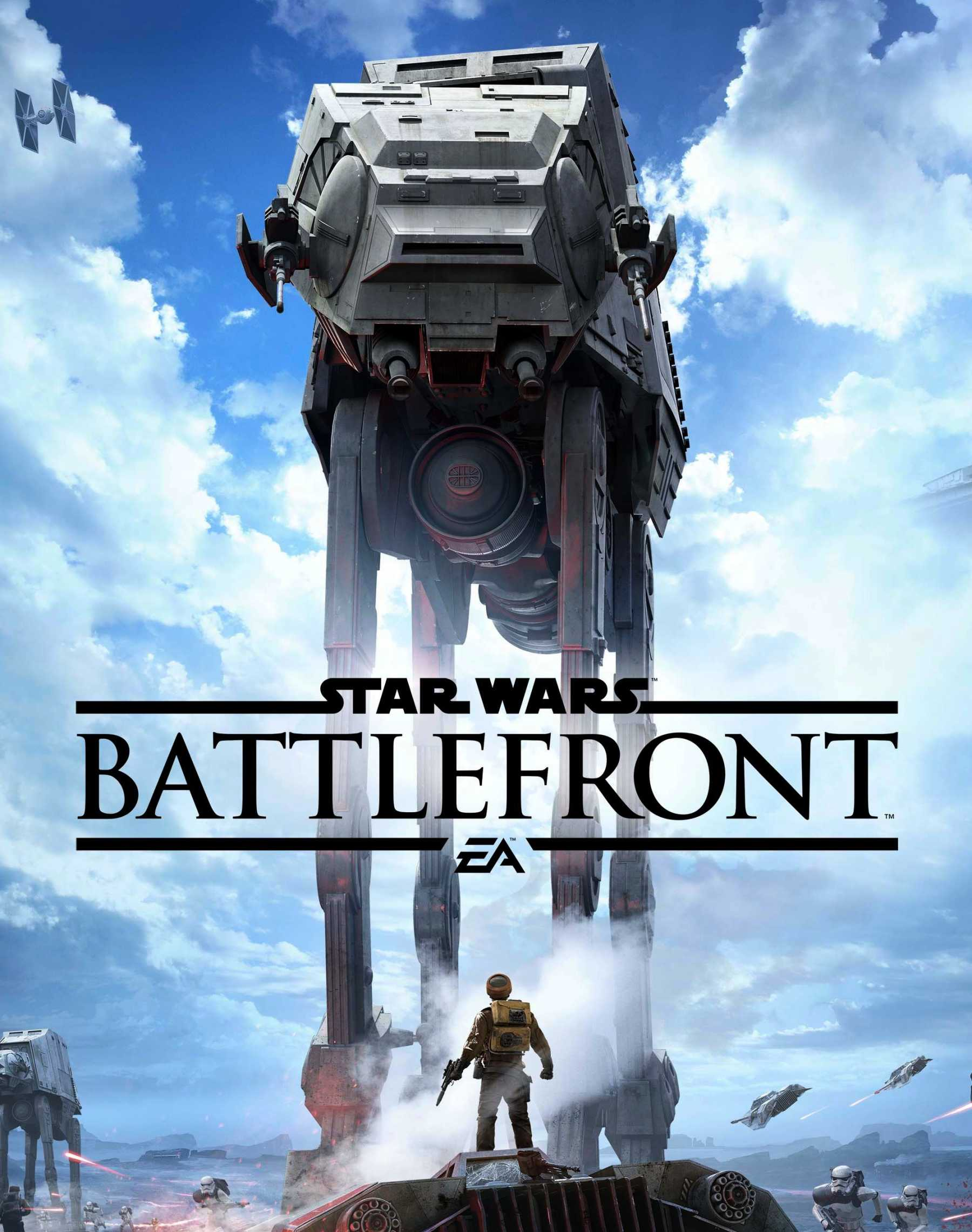 You Can Play The Star Wars: Battlefront Beta Right Now | Beta