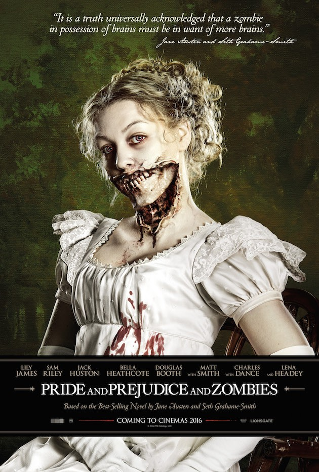 Pride And Prejudice And Zombies Trailer Shows Bennet Sisters Like Never Before | Pride And Prejudice And Zombies