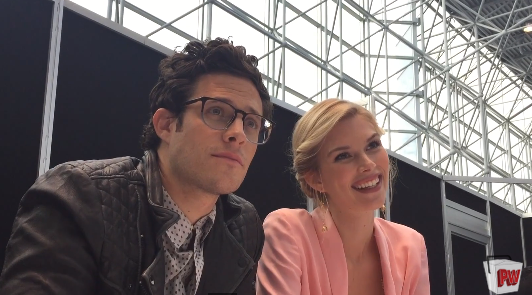 Cast Of Stitchers Promises A More Intense Season 2, Shares NYCC Fan Encounters | Stitchers