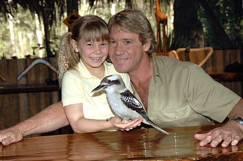 Bindi Irwin's Touching Tribute To Her Father On Dancing With The Stars | Bindi Irwin