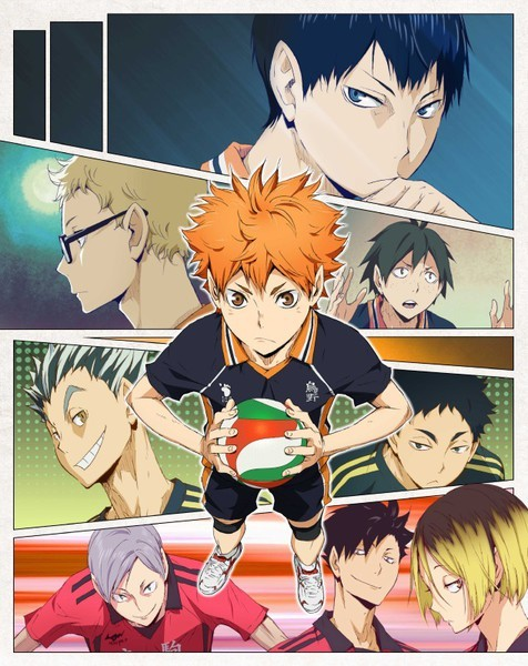 Haikyu!! Second Season Has Been Licensed By Sentai Filmworks | haikyu