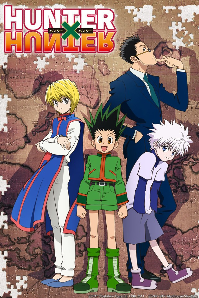 Viz Media Licenses The Mega-Hit Anime Series Hunter x Hunter | Hunter x Hunter