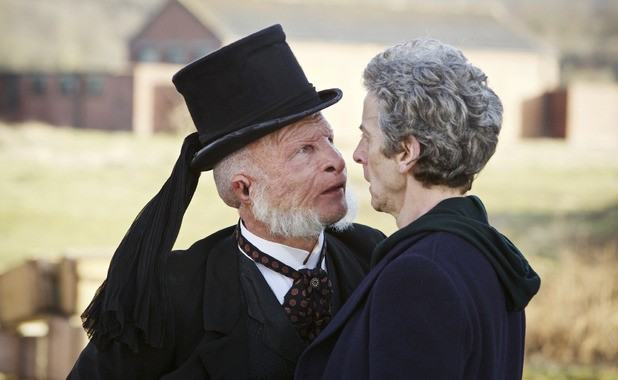 Doctor Who: 09x04, Before The Flood | Flood