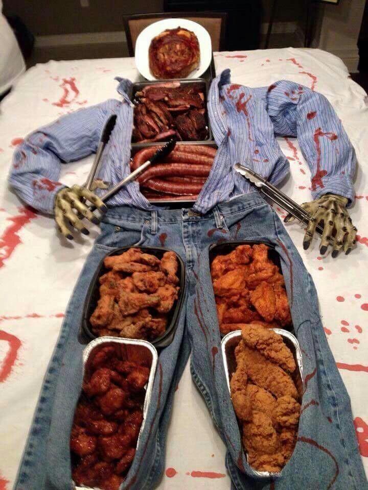 Tasty Treats For A Last Minute Walking Dead Premiere Party | Walking Dead