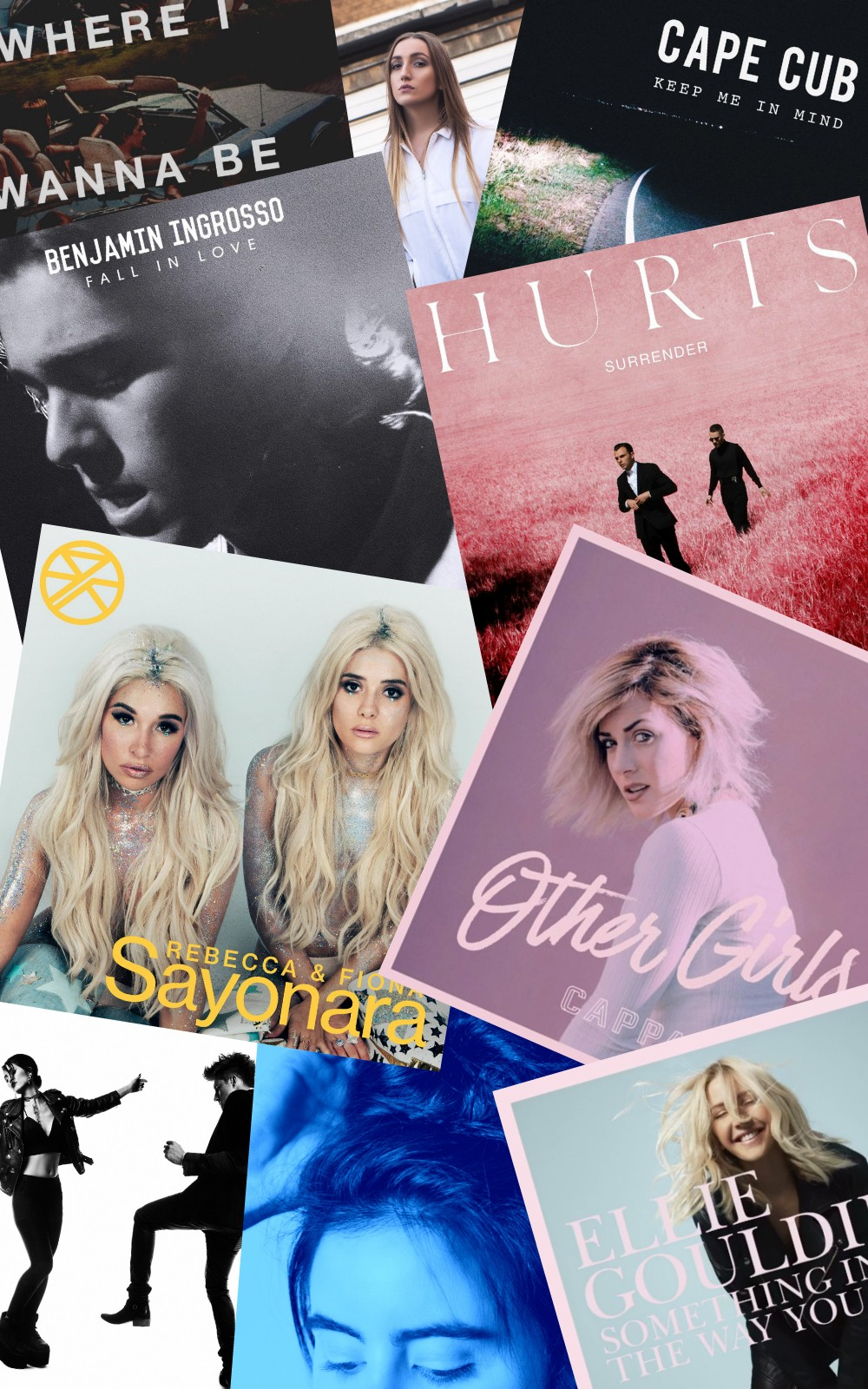 #MusicMonday Featuring Ellie Goulding, Hurts & More | #MusicMonday