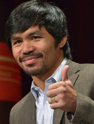 Manny Pacquiao To Run For Senate In The Philippines | Pacquiao
