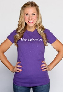 Ashley Eckstein Announces Her Universe Press At NYCC | Ashley Eckstein