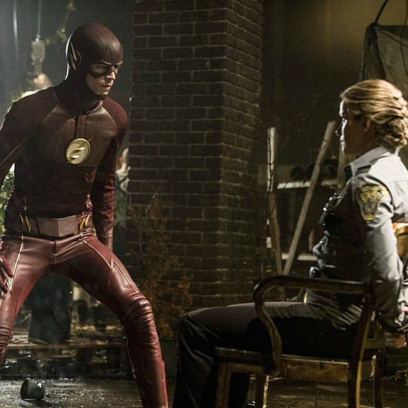 The Flash: 02x02, Flash Of Two Worlds | Flash Of Two Worlds