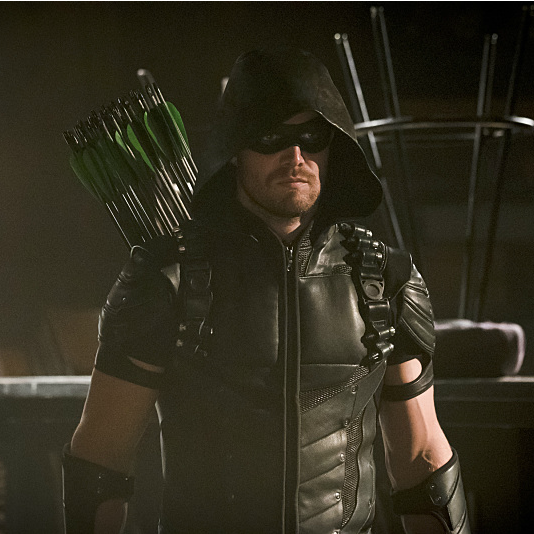 Arrow: 04x02, The Candidate | The Candidate