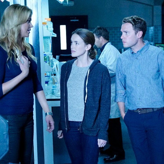 Agents Of SHIELD: 03x03, A Wanted (Inhu)man   A Wanted (Inhu)man