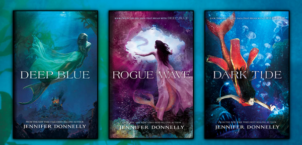 Win A Copy Of Jennifer Donnelly's Waterfire Saga Series And Accompanying Cosmetics! | Waterfire