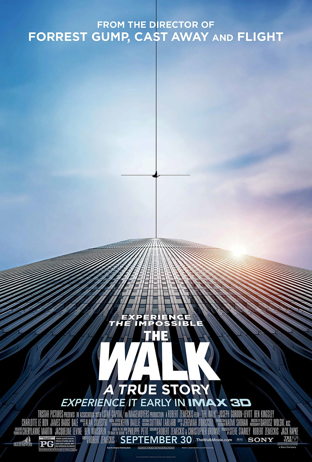 Loudinni Thinks You Shouldn't Forget About 'The Walk' | The Walk