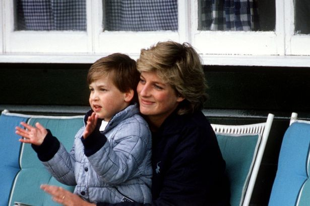 Prince William Pays Tribute To Princess Diana At Bereavement Charity | Prince William