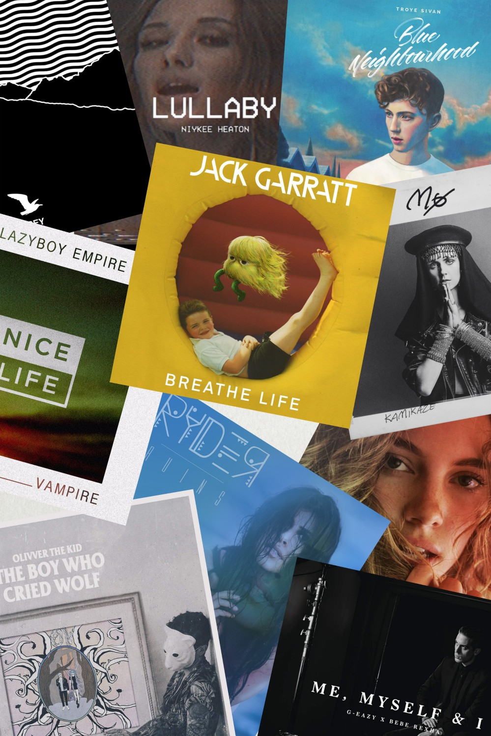 #MusicMonday Featuring Troye Sivan, Bebe Rexha, MØ & More | #MusicMonday