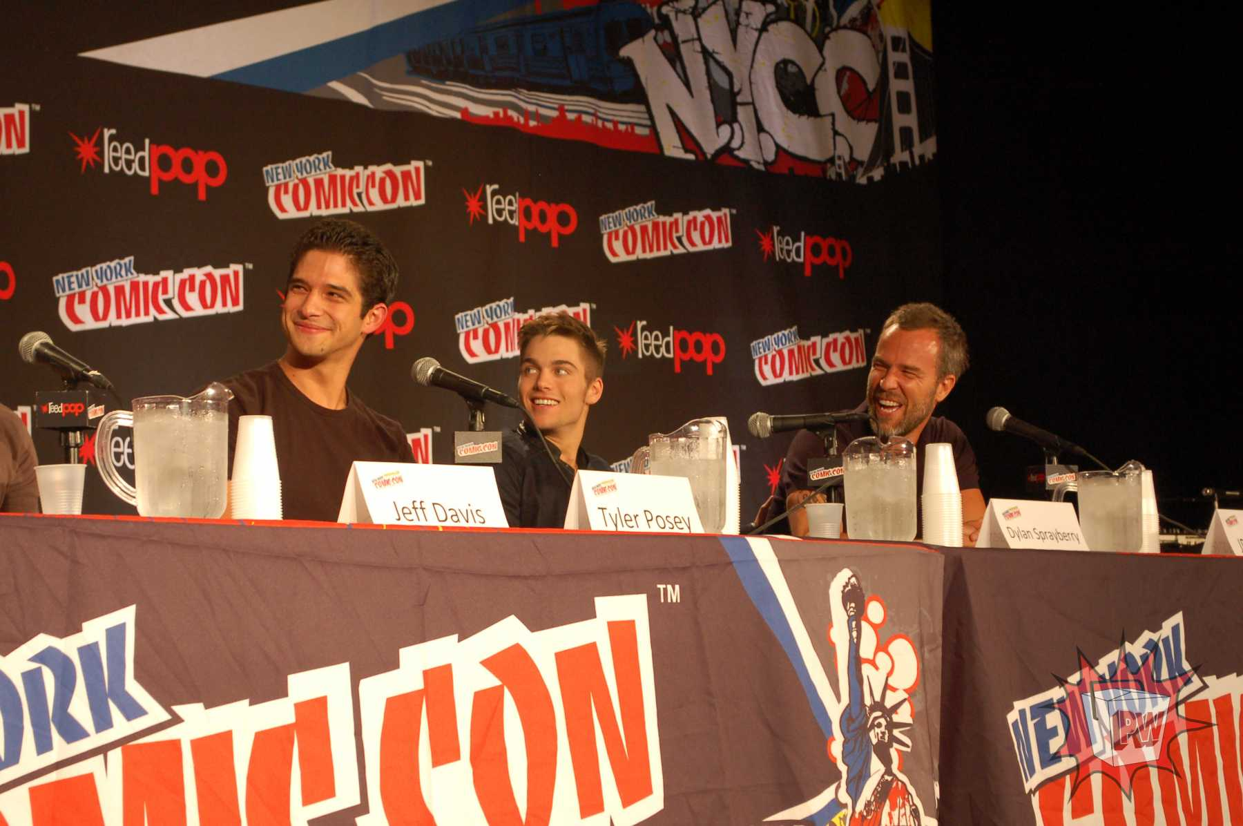 Teen Wolf Promises New And Old Friends, Monsters At NYCC | teen wolf