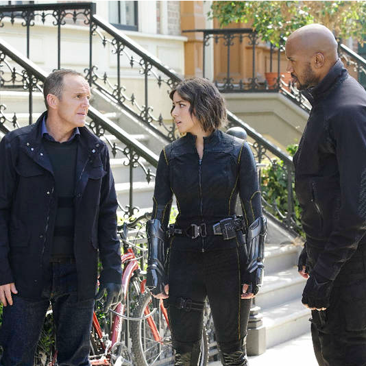 Agents Of SHIELD: 03x04, Devils You Know | Devils You Know