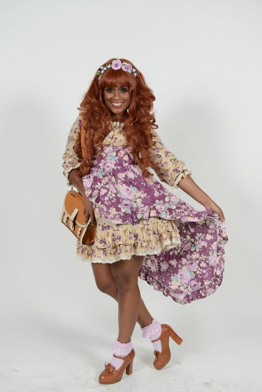 The Doll Life's Ashphord Talks Lolita Fashion On And Off The Runway | lolita
