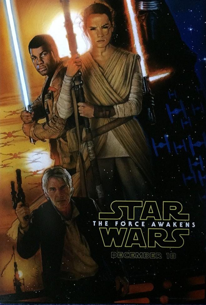 'Star Wars' Ticket Sales Break Records | records