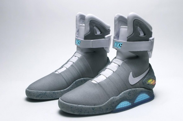 Nike Give Marty McFly First Pair Of Self-Lacing,