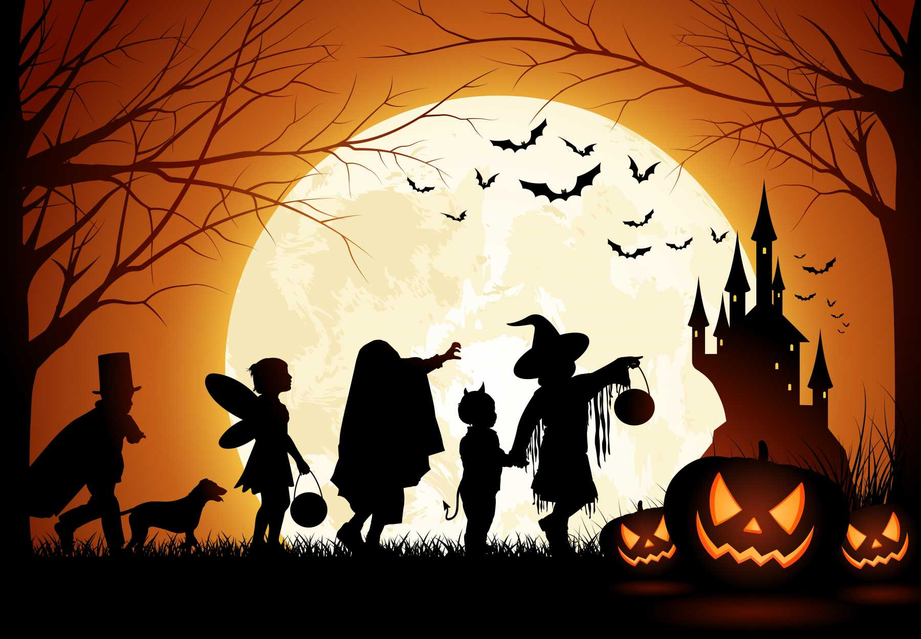 Popaween: A Brief History Of Halloween Traditions Around The World | Halloween