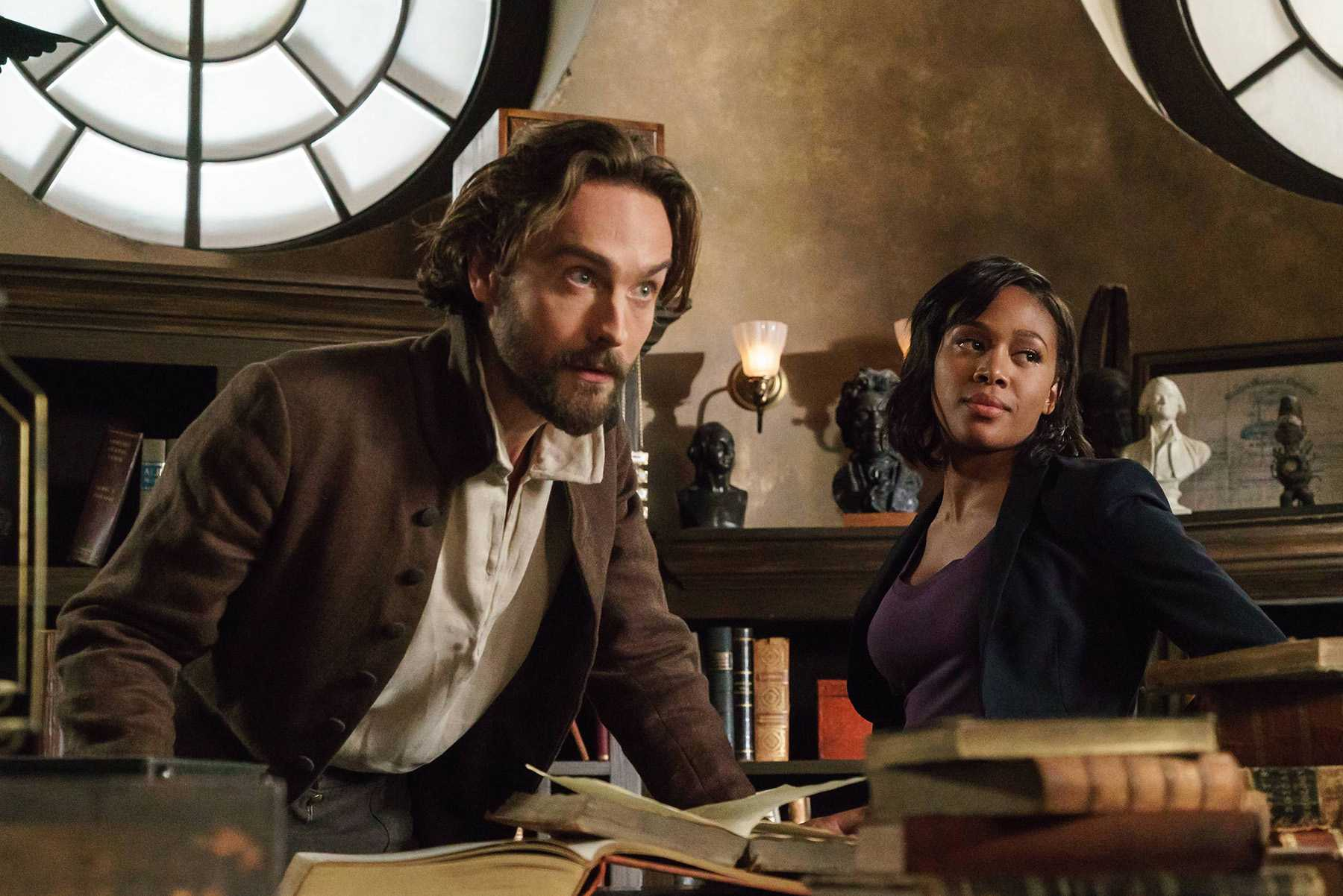 Sleepy Hollow: 03x04, The Sisters Mills | Sleepy Hollow