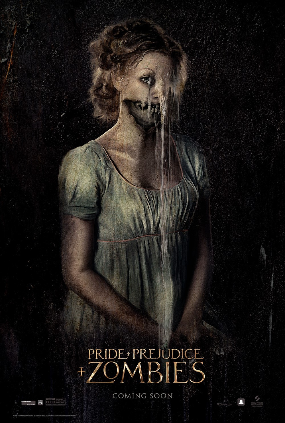 Full Length Pride And Prejudice And Zombies Trailer Slays | Zombies