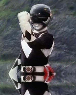 The Black Power Ranger Is Reporting For Duty | Power Ranger