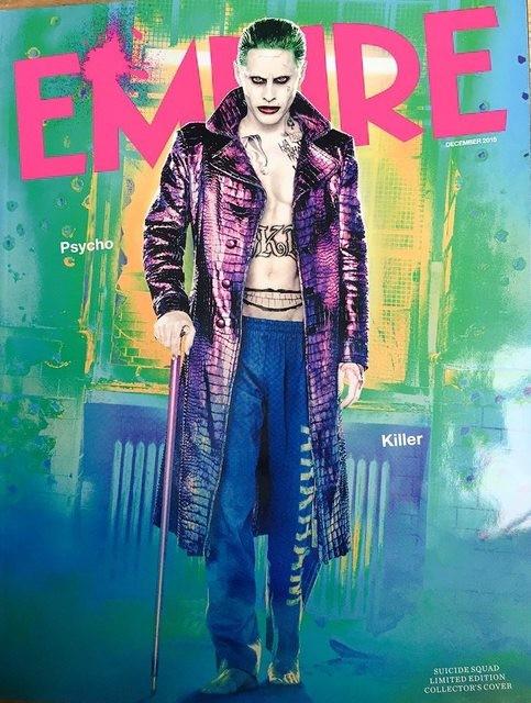 Breaking: New Image Of Jared Leto As The Joker Surfaces | The Joker