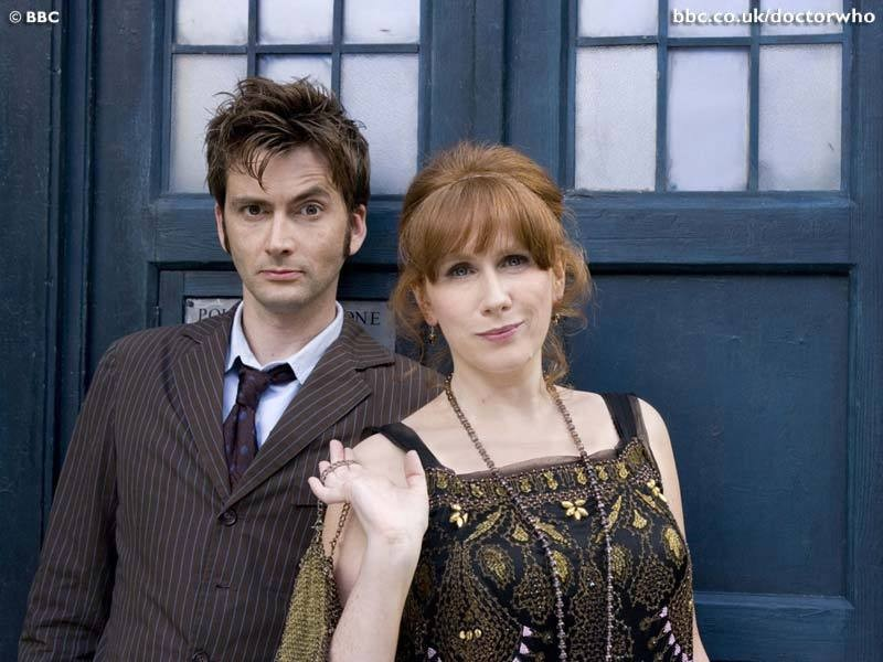 Confirmed! David Tennant & Catherine Tate Return To Doctor Who Universe | Doctor Who