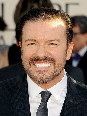 Ricky Gervais To Host The Golden Globes In 2016 | Ricky Gervais