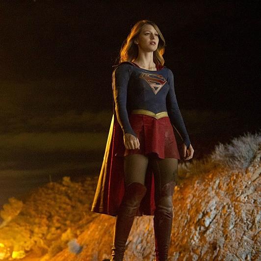 Supergirl: 01x01, Pilot | Supergirl