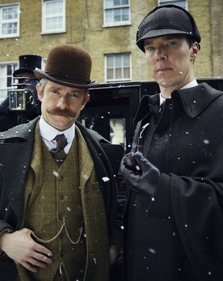 A New Trailer Has Appeared For The Sherlock Special! | Special
