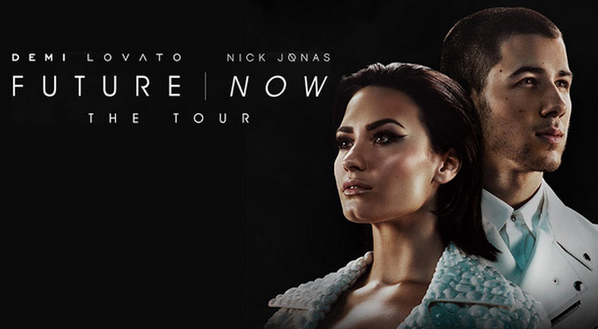 Demi Lovato And Nick Jonas To Embark On Joint 'Future Now Tour' | Future Now Tour