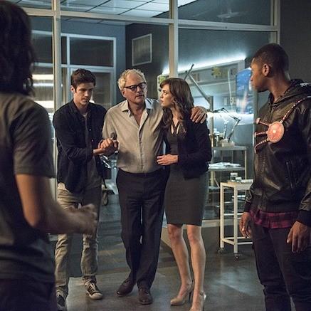 The Flash: 02x04, The Fury Of Firestorm | Fury Of Firestorm