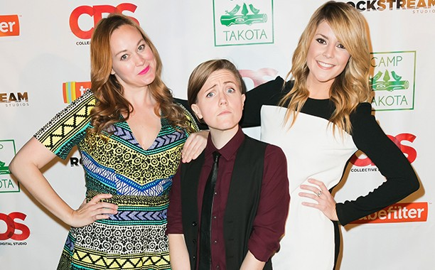 Mamrie Hart, Hannah Hart, & Grace Helbig Announce 'Dirty Thirty,' A New Film Project | Dirty Thirty