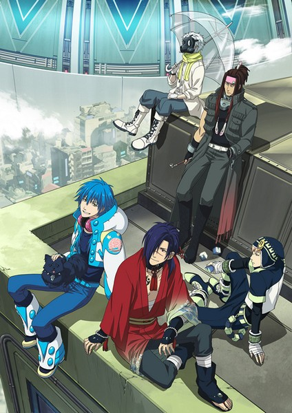 Sentai Announces The English Dub Cast Of DRAMAtical Murder | DRAMAtical