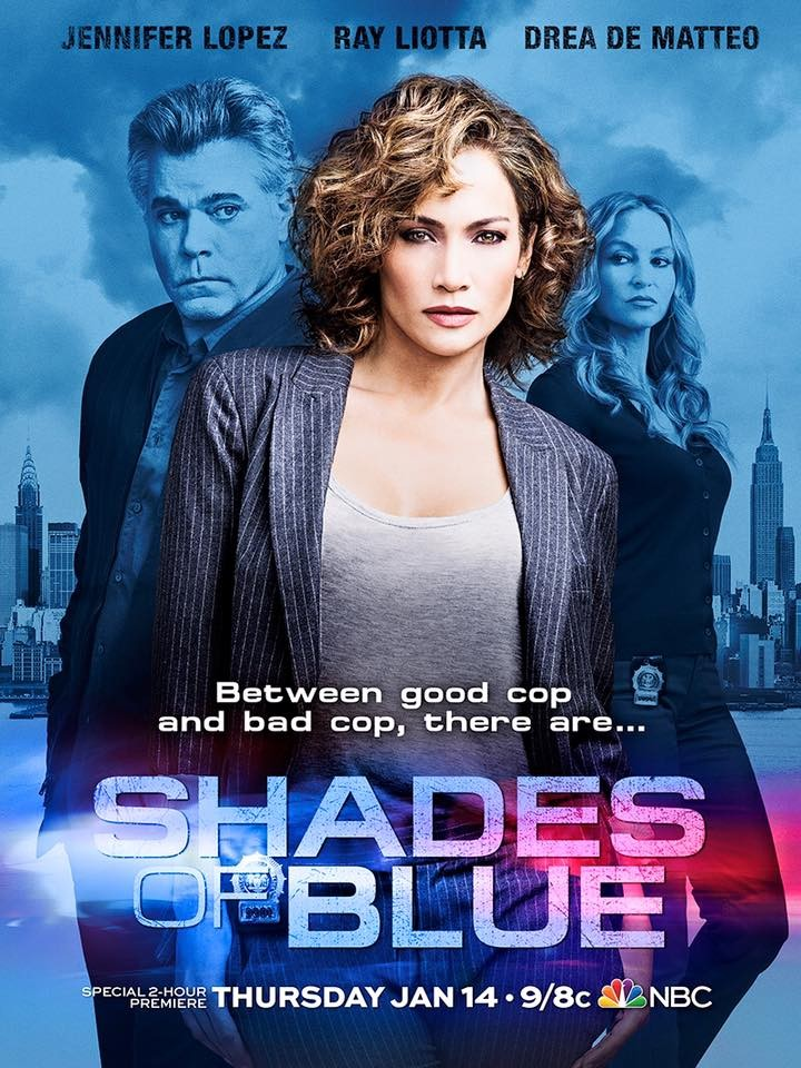 Jennifer Lopez's Cop Drama 'Shades Of Blue' Coming To NBC | Shades Of Blue