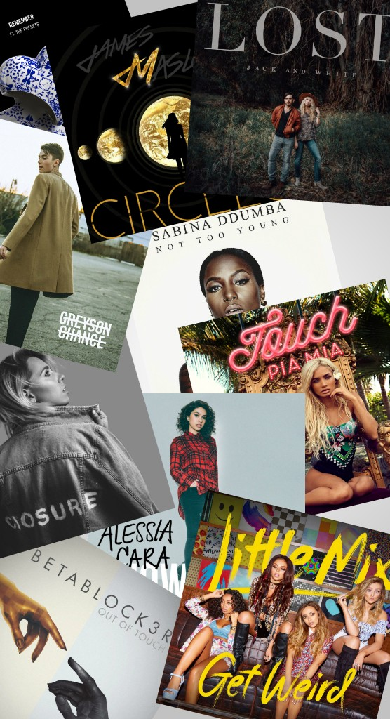 #MusicMonday Feat. Little Mix, Steve Angello, Pia Mia & More | #MusicMonday