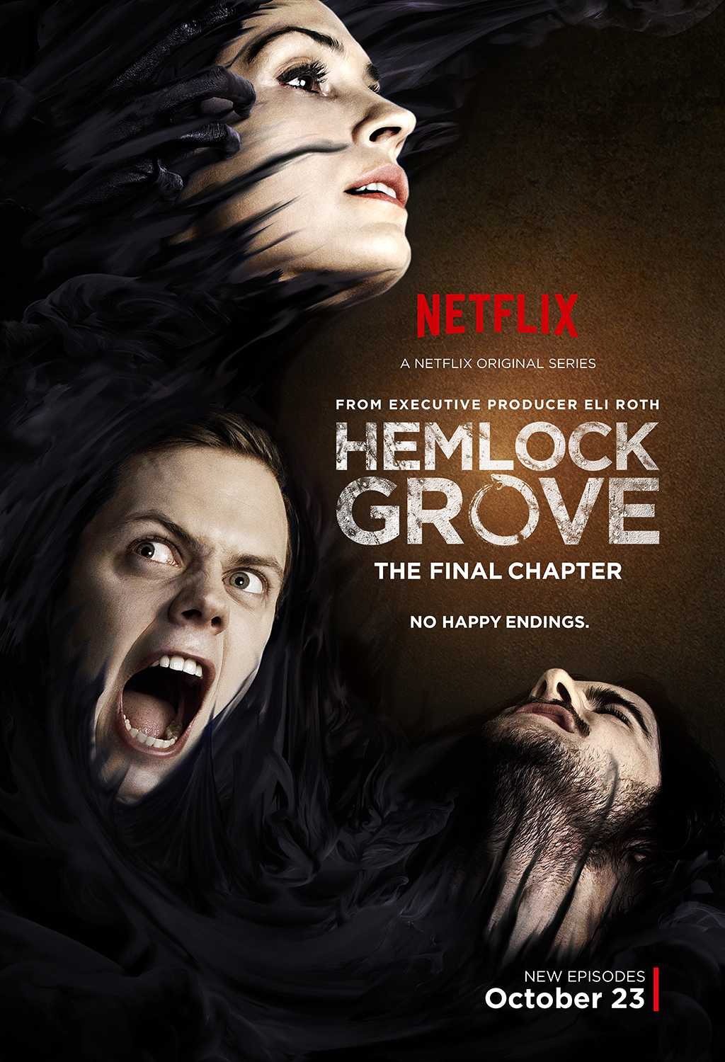 Hemlock Grove Season 3 (Ep. 1-5 Review) | hemlock grove