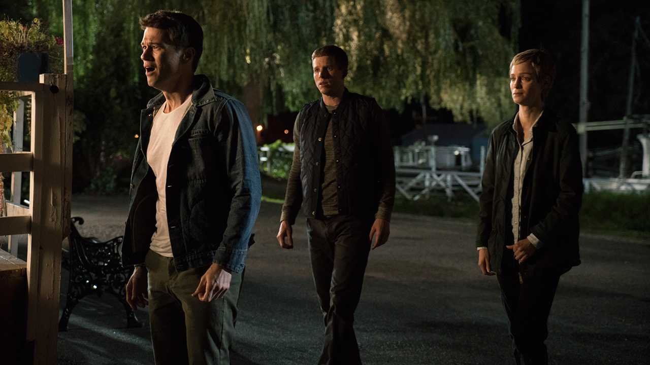 Minority Report: 01x07, Honor Among Thieves | Thieves