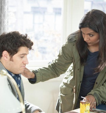The Mindy Project: 04x08, Later Baby | Later Baby